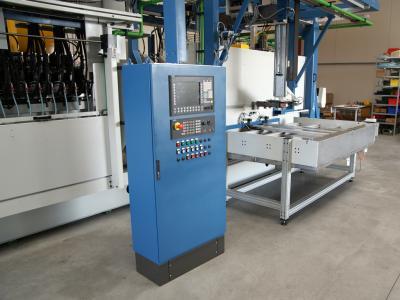 Bedienpult für Siemenssteuerung