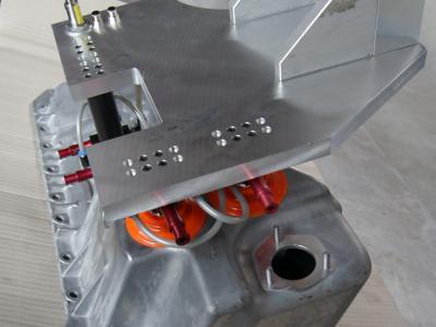 <p>Vakuumgreifer mit Werkstück</p>