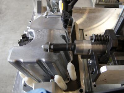 <p>Schraubsystem für Ölablassschraube</p>