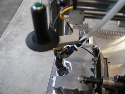 <p>Schraubsystem für Sensor</p>