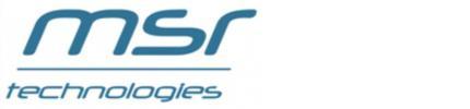MSR Technologies Logo